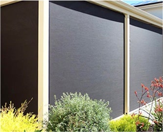 Motorised Outdoor Blinds