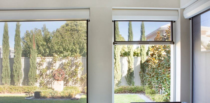 Alfresco Roller Shades