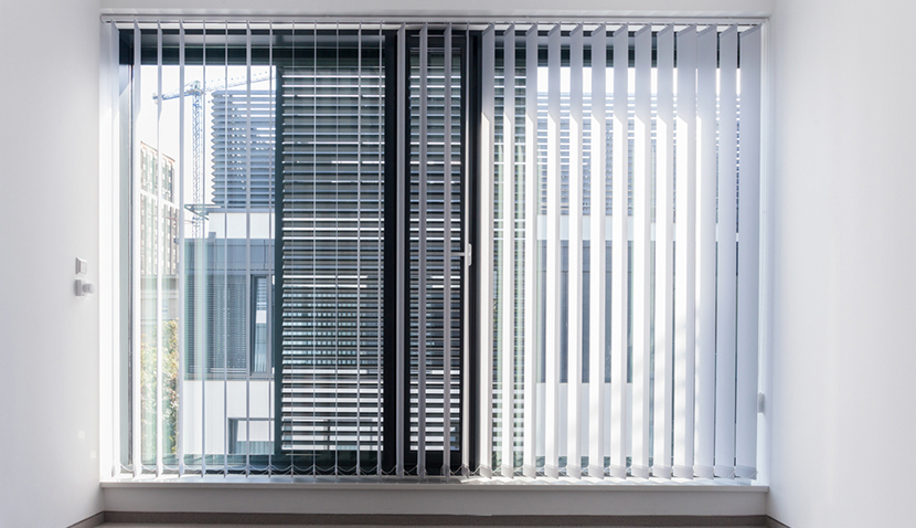 Vertical Windows Blinds for Home or Office