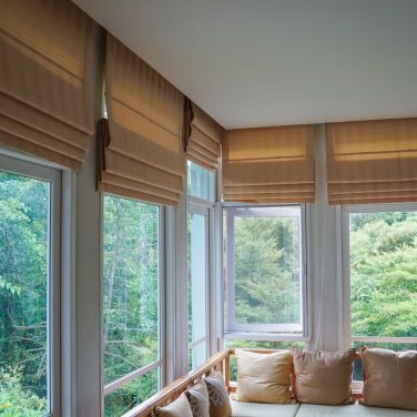 Roman Blinds for Window