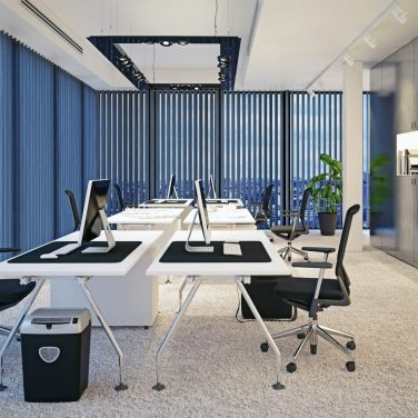 Vertical Blinds for Workplaces