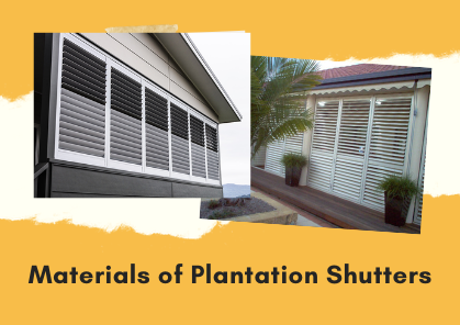 Which Plantation Shutter Material Is Right for Your Home?