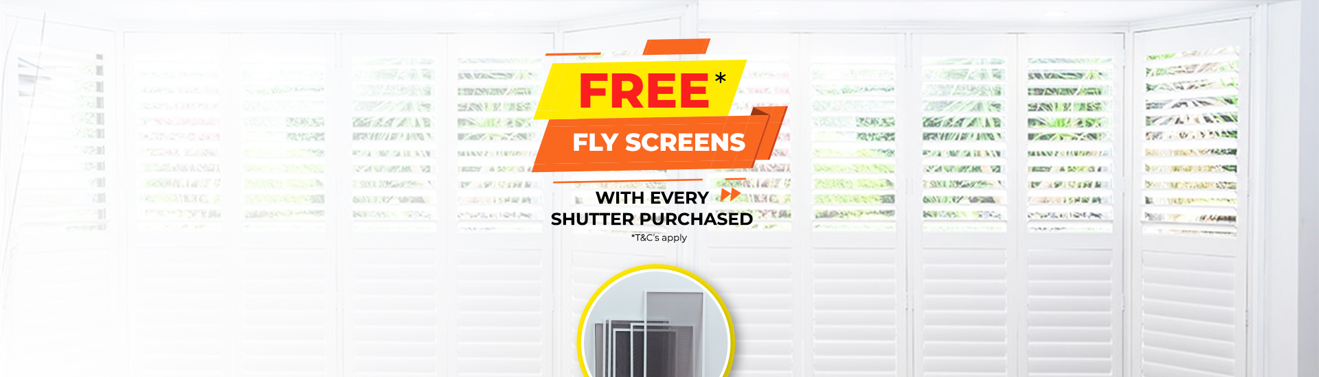Free Fly Screens