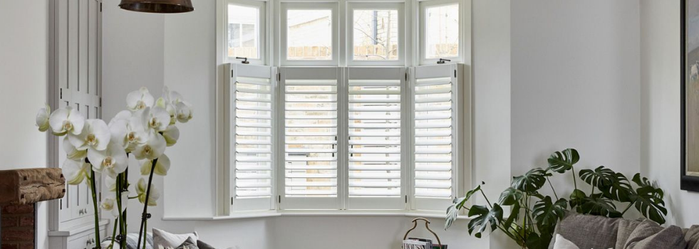 Plantation Shutters for Your Bay Windows